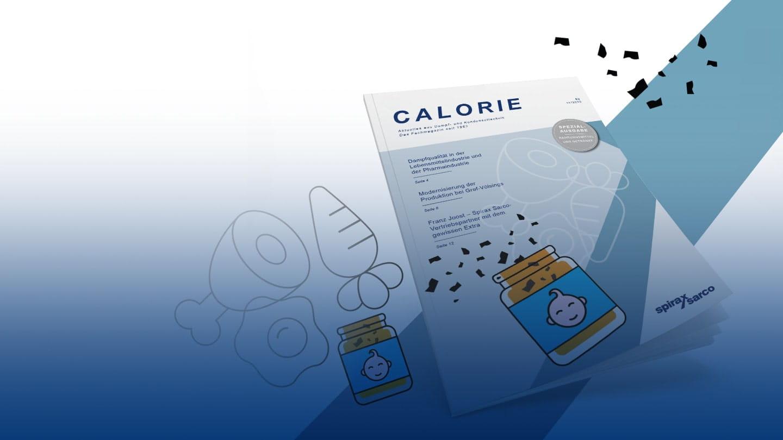 Fachmagazin Calorie Ausgabe 90