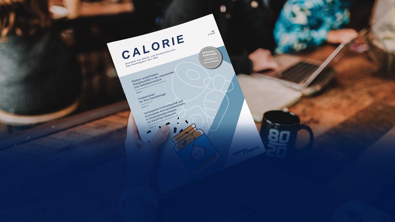 Spirax Sarco Kundenmagazin Calorie