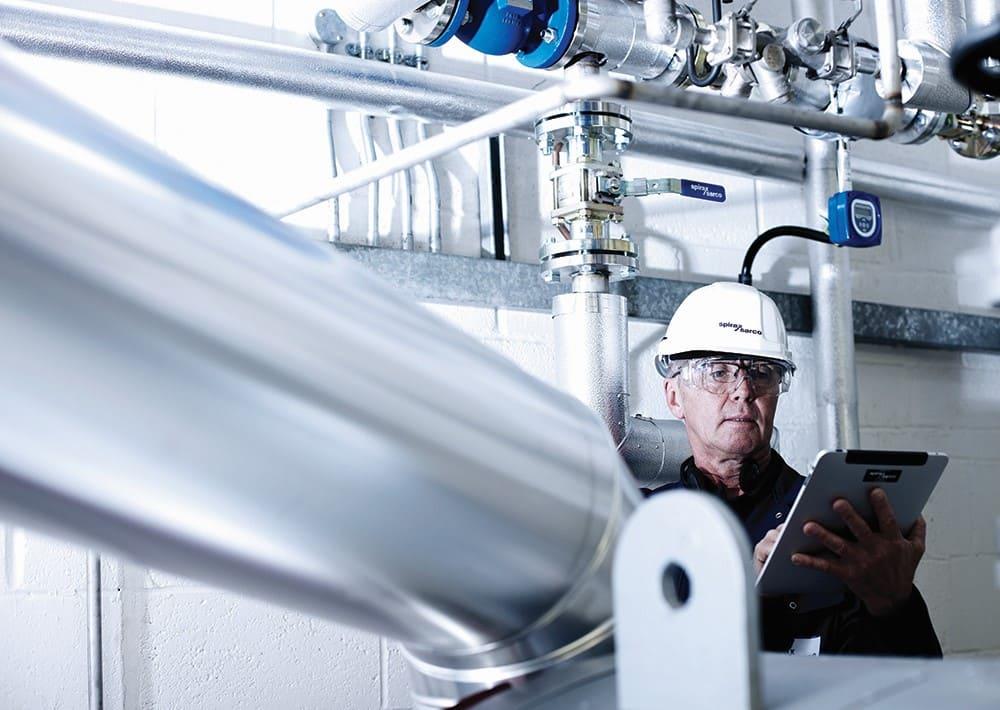 Installation og idriftsættelse af dampsystemer